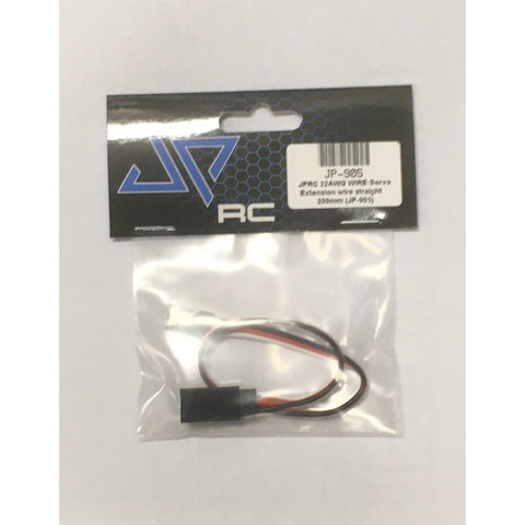 JPRC 22AWG WIRE:Servo Extension Wire Straight 200mm
