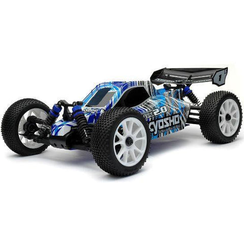 KYOSHO 1/10 GP DBX Including FREE 1L of Fuel - Hearns Hobbies Melbourne - KYOSHO