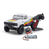 KYOSHO 1/10 ELECTRIC 2WD TRUCK OUTLAW RAMPAGE WHITE (KYO-34
