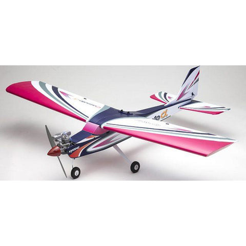 KYOSHO CALMATO Alpha 40 Trainer Toughlon Purple
