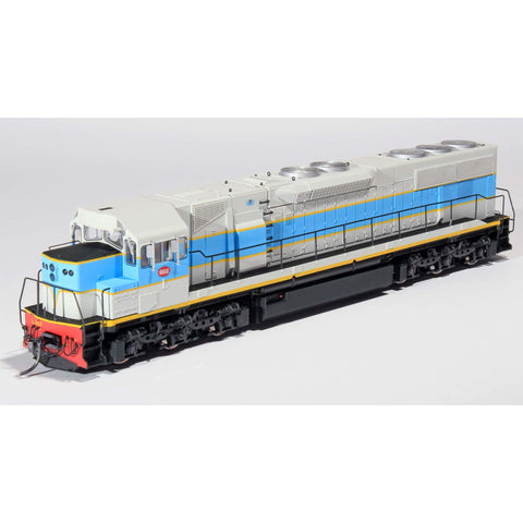 Image of SOUTHERN RAIL HO WAGR  2 Tone Grey/Blue  L262