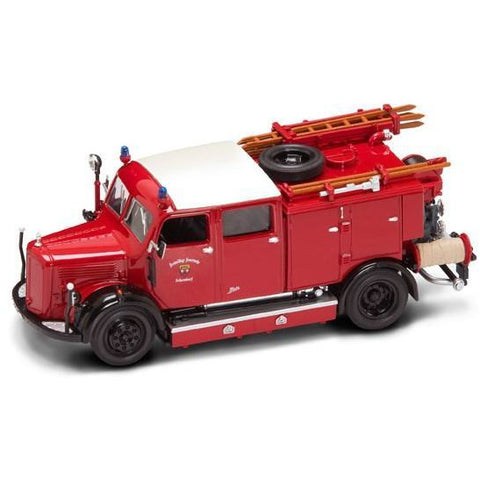 LUCKY 1:43 1950 Mercedes TLF-15 Fire Engine (L43013)