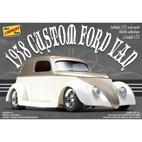 1/24 1938 Custom Ford Van