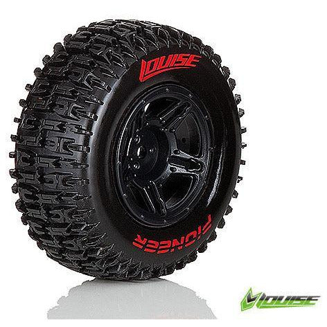 LOUISE SC-PIONEER TIRES MOUNTED 2WD(R) 4WD(F/R)