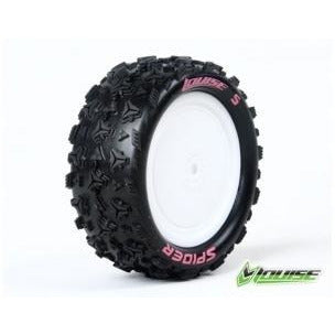 LOUISE E SPIDER 1/10 BUGGY FRONT TYRE (2)