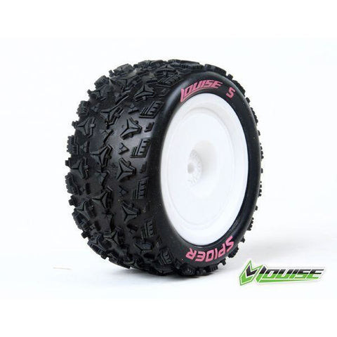 LOUISE E-SPIDER 1/10 BUGGY REAR TYRE (2)