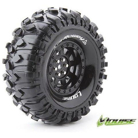 LOUISE CR-ROWDY SUPER SOFT CRAWLER TYRE 1.9""