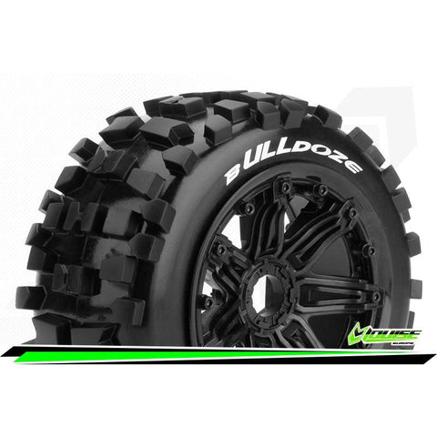 LOUISE B-ulldoze 1/5 Rear Wheel and Tyre