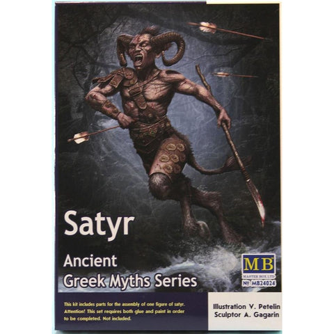 MASTER BOX 1/24 Greek Myths Series - Satyr