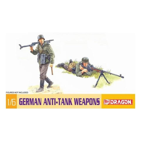 DRAGON 1/6 German Anti-Tank Weapons