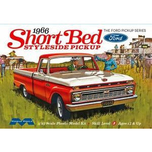 MOEBIUS 1/25 1966 Ford Short Bed Styleside Pickup Plastic K