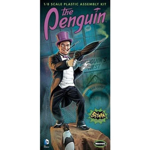 MOEBIUS 1/8 Batman 1966 The Penguin Plastic Model Kit