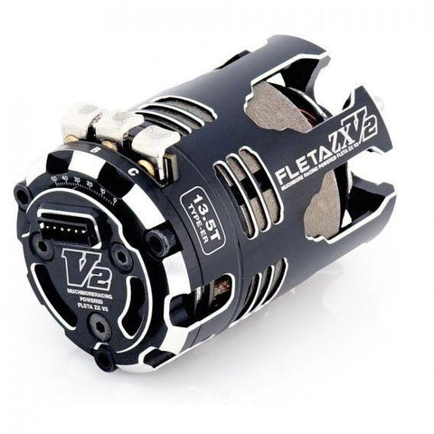 MUCHMORE FLETA ZX V2 BRUSHLESS MOTOR (MR-V2ZXER)