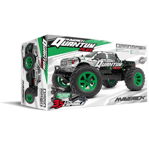 MAVERICK Quantum MT 1/10 4WD Flux Brushless Electric Monste