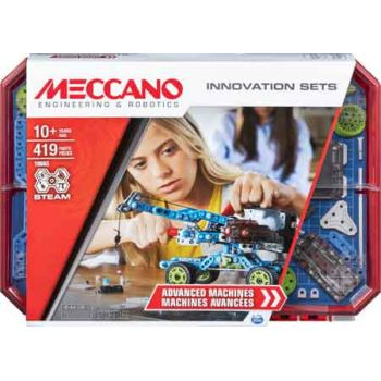MECCANO Set 7 - Advanced Machines