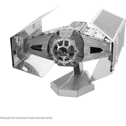 Metal Earth - Star Wars - Darth Vader's TIE Fighter