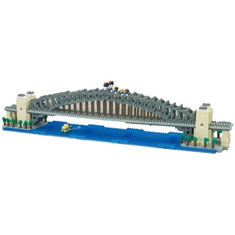 Image of NANOBLOCK Sydney Harbour Bridge Deluxe