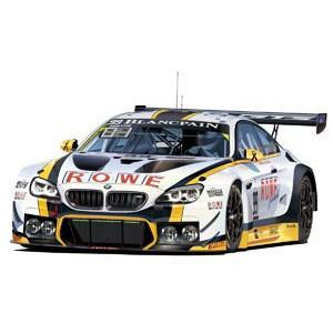 NUNU 1/24 BMW M6 GT3 ROWE 24H SPA 2016 (NU24001)