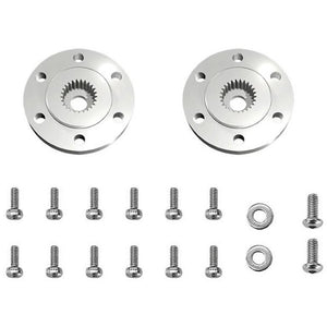 MKS Servo Metal Hub package (For HBL960~990、HBL665/669、HV777/A+、DS9910、HV9930)(2set/pack)