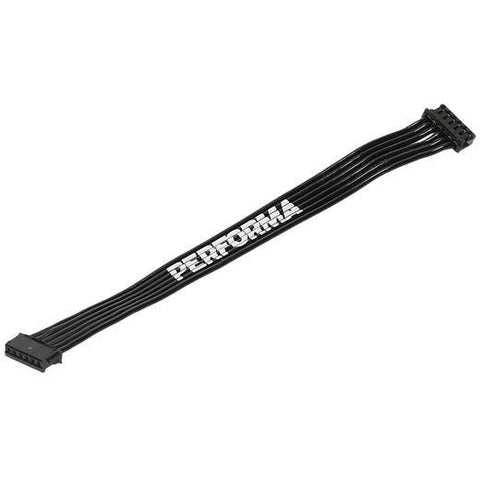 PERFORMA RACING ULTRA SOFT FLAT SENSOR WIRE 100mm (P1-PA930