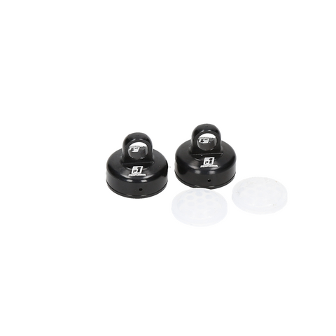 HB RACING SHOCK CAP & BLADDER FOR D819 (2PCS) (P1-PA9370)