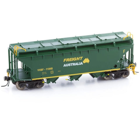 POWERLINE HO - VHBF- Freight Australia Bogie Wheat Hopper 1