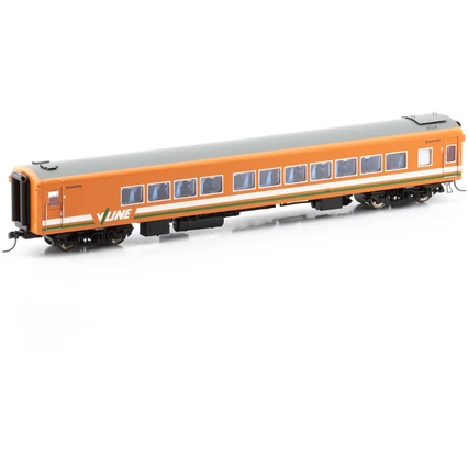 POWERLINE HO - V/Line V/L 258 BCZ Economy Class Carriage