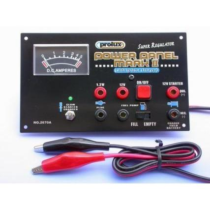 Image of PROLUX 2670A POWER PANEL MARK 2 SUPER REGULATOR WITH GLOW C