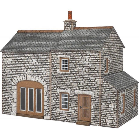 Image of METCALFE Crofter's Cottage HO Scale