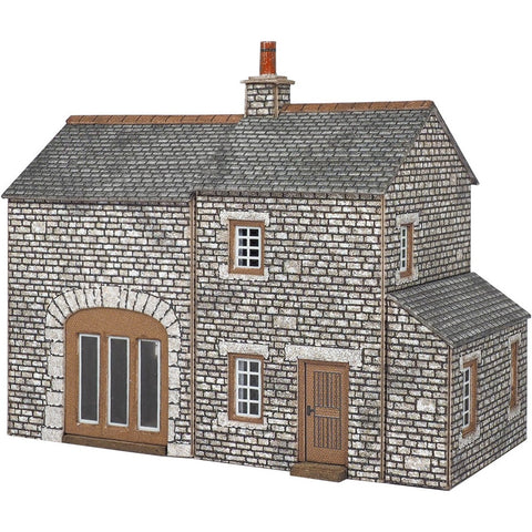 Image of METCALFE Crofter's Cottage N Scale
