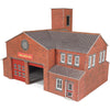 METCALFE Fire Station HO Scale
