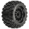 PROLINE BADLANDS MX28 2.8 MOUNTD TYRE FOR ELECTRIC STAMPEDE