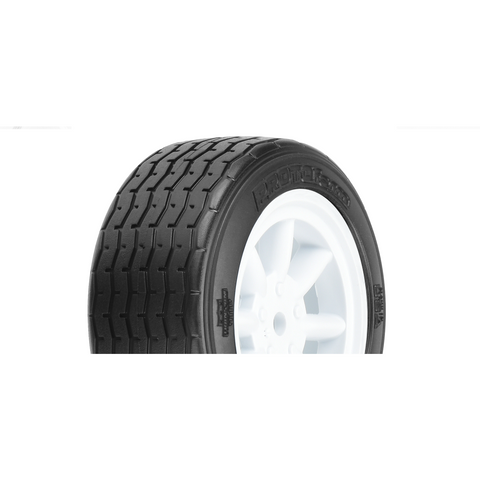 Image of PROTOFORM VTA FRONT TYRES 26MM 2PCS - PR10140-00