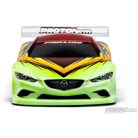 PROTOFORM Mazda6 GX Light Weight Clear Body for 190mm
