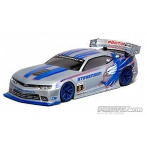 PROTOFORM CHEVY CAMARO Z/28 CLEAR BODY FOR 190MM (PR1544-30)