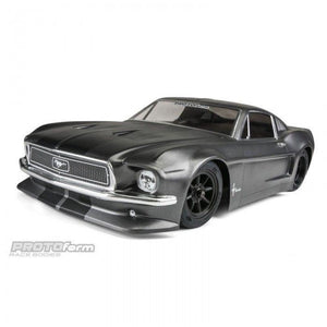 PROLINE Ford Mustang Clear Body for VTA Class (PR1558-40)
