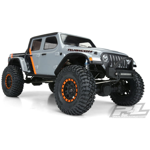 PROLINE PROLINE JEEP GLADIATOR CLEAR BODY FOR 313MM WHEELBA