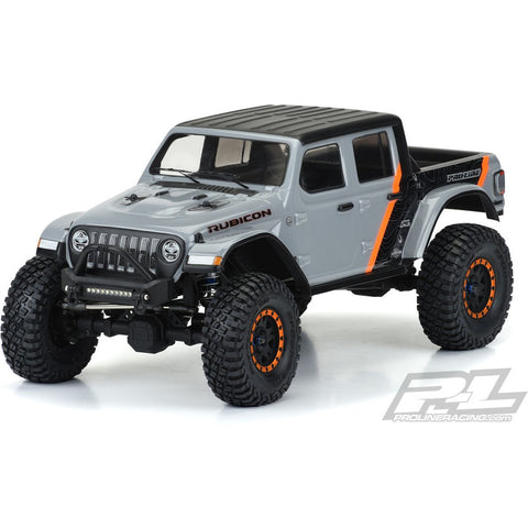 Image of PROLINE PROLINE JEEP GLADIATOR CLEAR BODY FOR 313MM WHEELBA