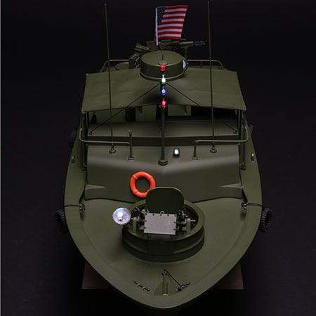 Image of ProBoat Alpha Patrol Boat, 21inch RTR