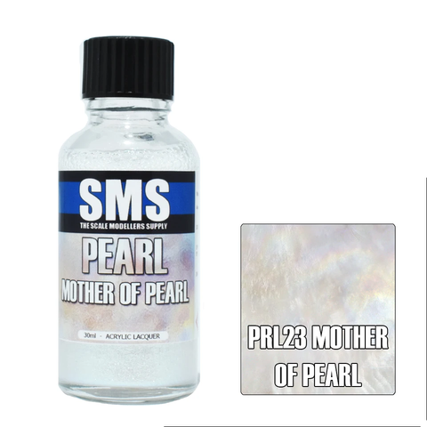 SMS PEARL MOTHER OF PEARL 30ML (PRL23)