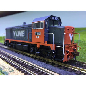 Powerline T Class Series 3, Low Nose (T4) -V/Line T393
