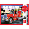 AMT 1:25 1976 GMC General Semi Truck Coca Cola Plastic Kit