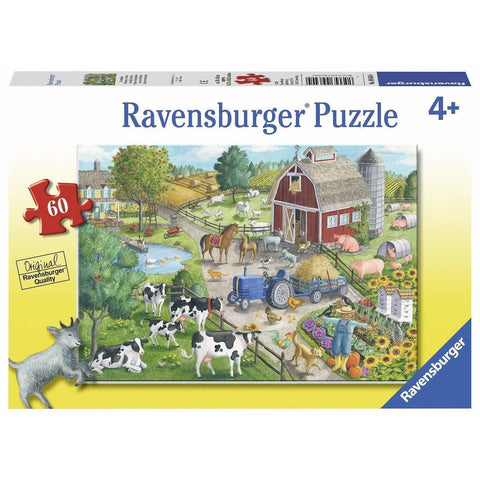 Rburg - Home on the Range Puzzle 60pc