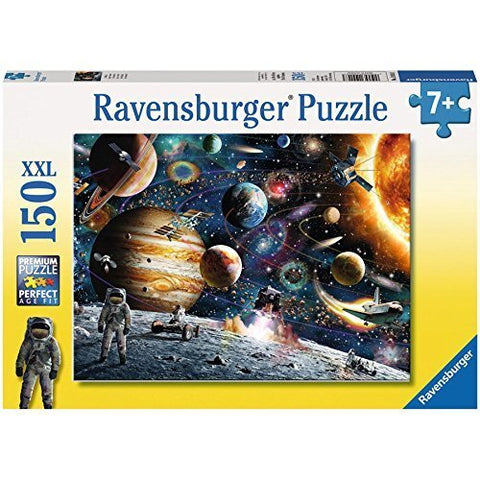 Rburg - Outer Space Puzzle 150pc