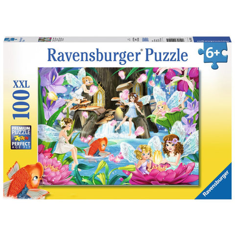 Ravensburger Magical Fairy Night Puzzle 100pc (RB10942-5)