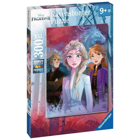RAVENSBURGER - Frozen 2 Elsa Anna and Kristoff 300pc