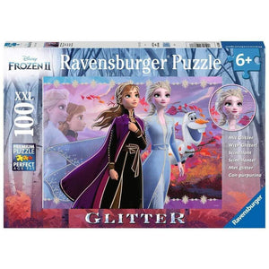 Rburg - Frozen 2 Strong Sisters GLITTER 100pc
