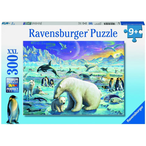 Ravensburger Meet the Polar Animals Puzzle 300pc (RB13203-4