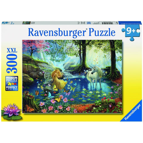 Ravensburger Mystical Meeting Puzzle 300pc (RB13206-5)