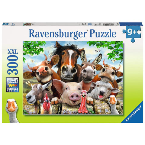 Ravensburger Say cheese! Puzzle 300pc (RB13207-2)